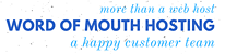 Word of Mouth Hosting and Marketing